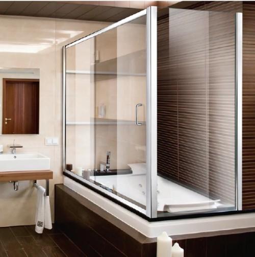MITEPEK.IT - Box vasca parete doccia scorrevole con lato fisso in ...