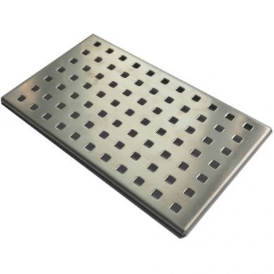 Griglia copri piletta ultra slim diametro 90mm per piatto doccia ZAR