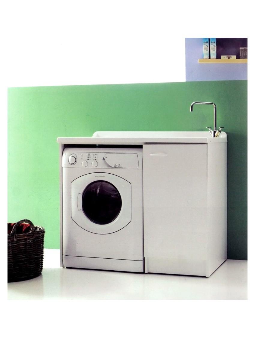 Gallery of mobile copri lavatrice lavatoio pilezzo - Mobile lavandino lavatrice ...