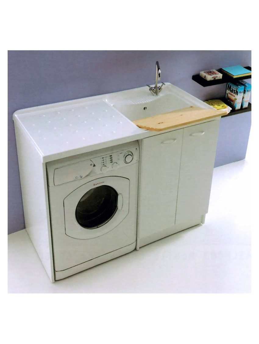 MITEPEK.IT - Mobile copri lavatrice lavatoio pilezzo lavanderia ...