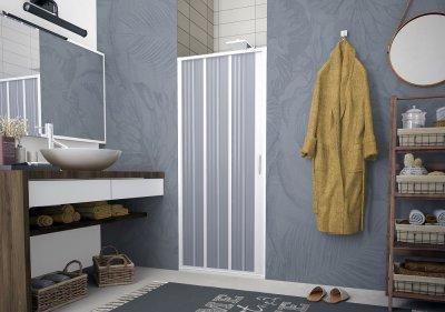 Doccia con vetro trasparente millimetri cabina doccia