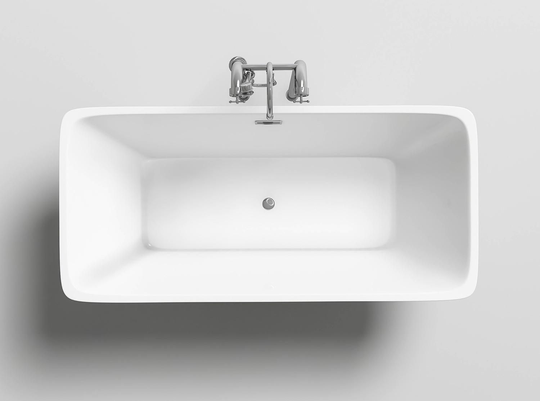 Vasca Da Bagno Freestanding : Mitepek.it vasca da bagno freestanding in acrilico 170x80x58cm regina