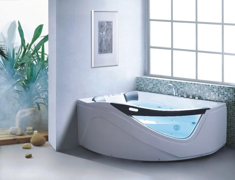 Vasche Da Bagno Idromassaggio : Mitepek vasca da bagno idromassaggio tonda due posti