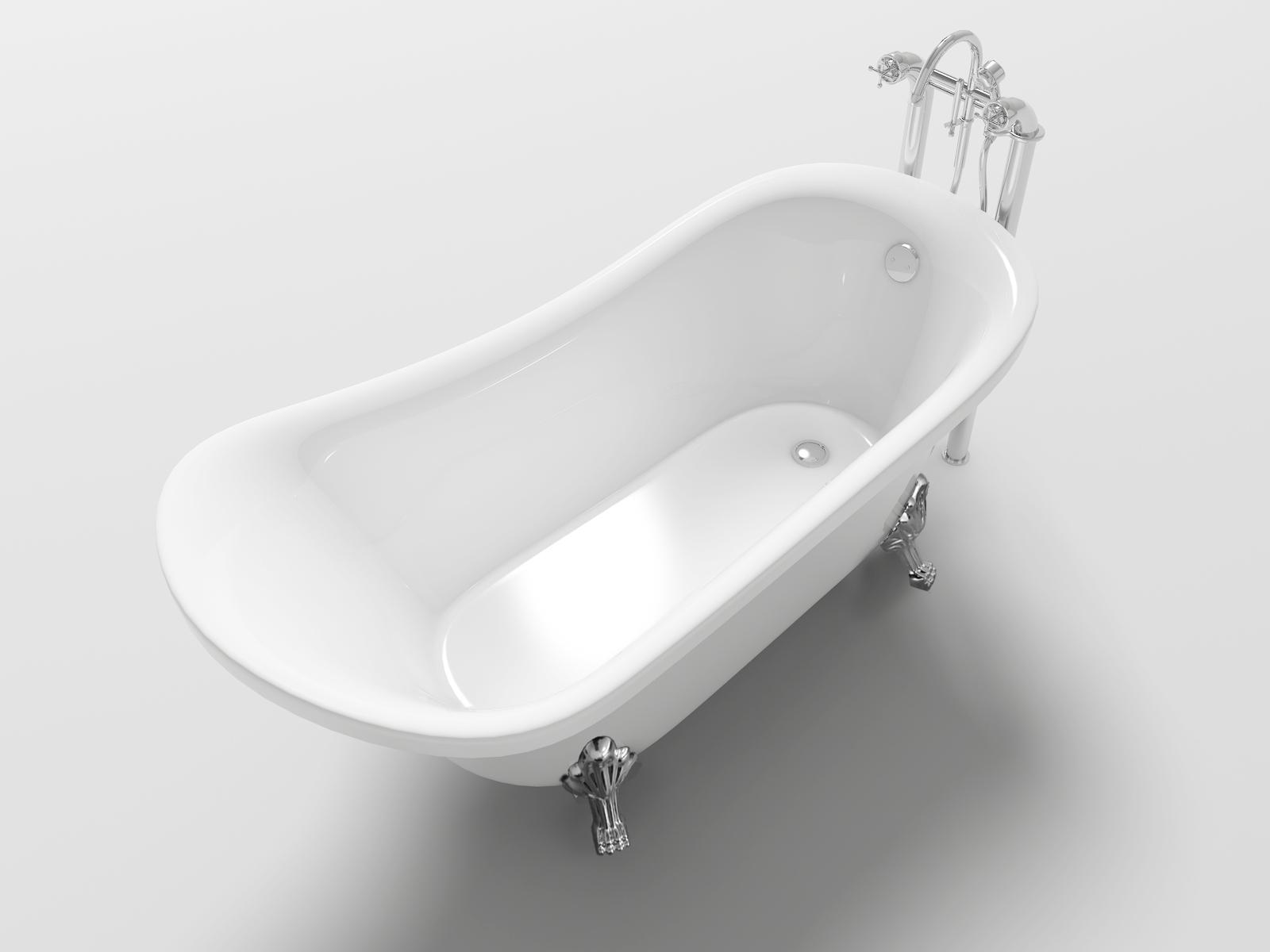 Vasca Da Bagno Old England : Mitepek vasca da bagno in stile inglese freestanding